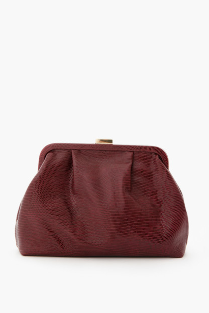 bordeaux margie bag