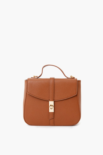 cognac ramona bag
