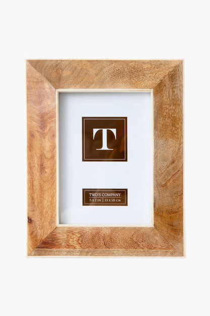 wide border 5x7 picture frame