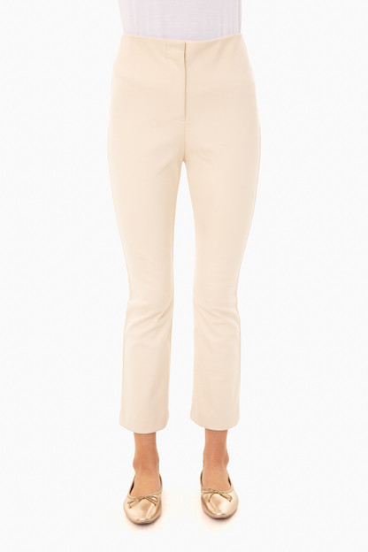 Ivory Stretch Flannel Ashford Pants Take up to 30% off with code BIGSALE.