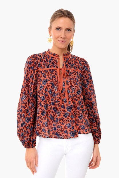 rosewood jeanne blouse
