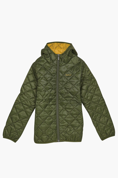 boys riffle green holg quilt