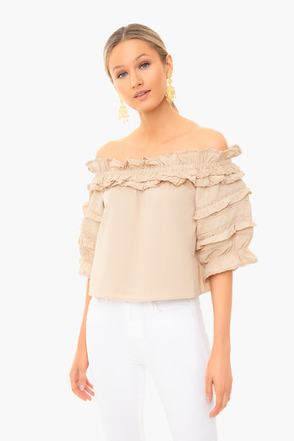 wheat blossom top