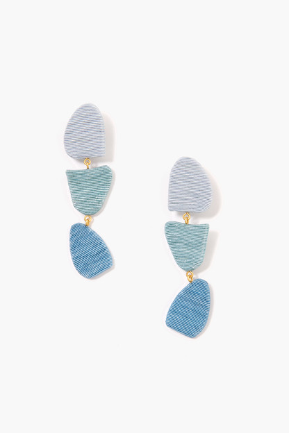 Harbor Blue Callan Drop Earrings
