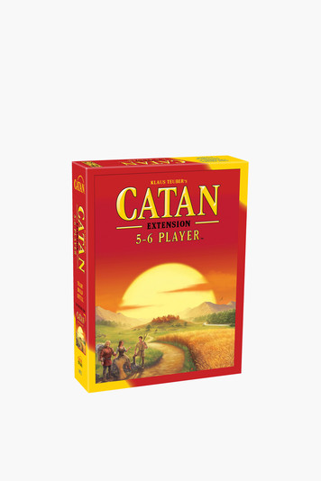 settlers of catan: extension (5-6 players)