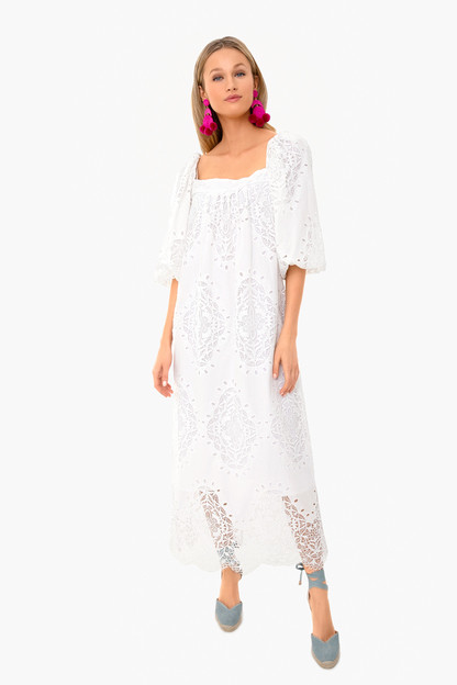white lace remy dress