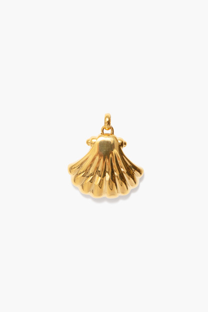 clam shell charm