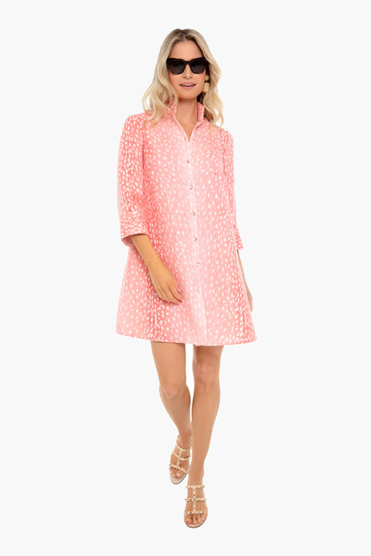 coral antelope charlie dress