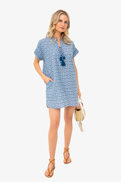 blue wythe kit dress