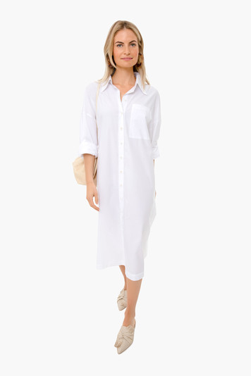 the leisure suit shirtdress