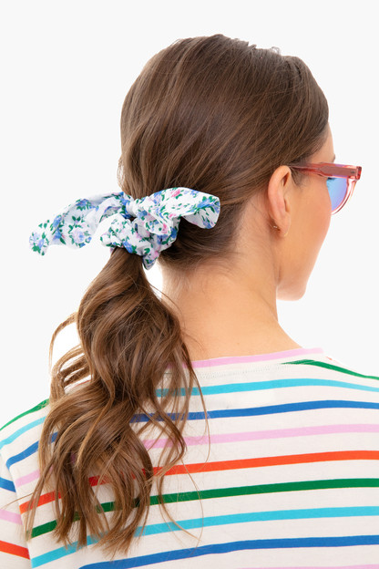 pebble road scrunchies