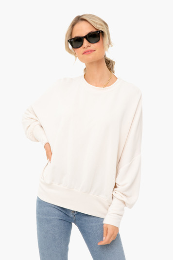 french terry big idea sweatshirt