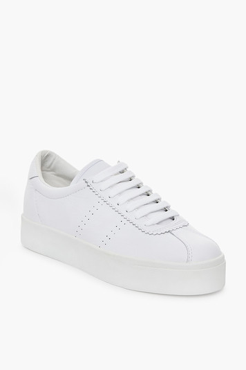 leather club 3 sneakers