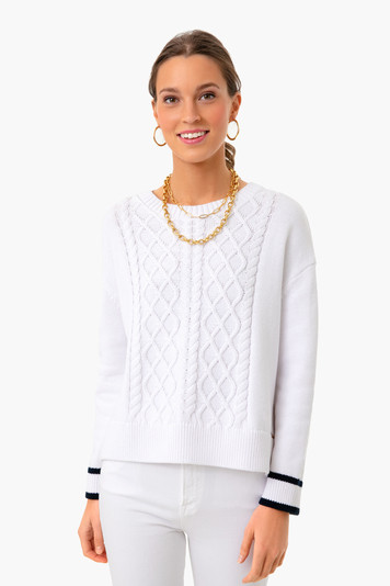 blanc trevise sweater