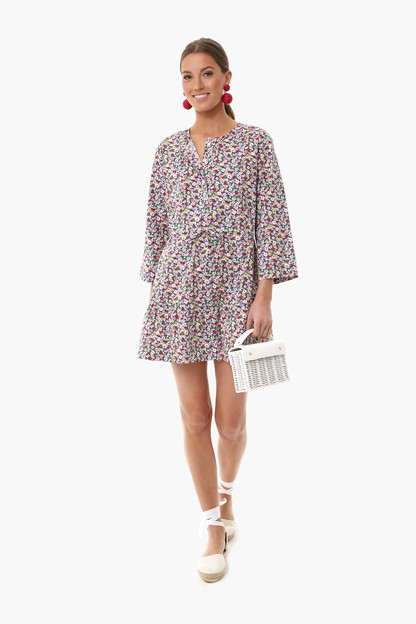 ditsy floral lucy dress