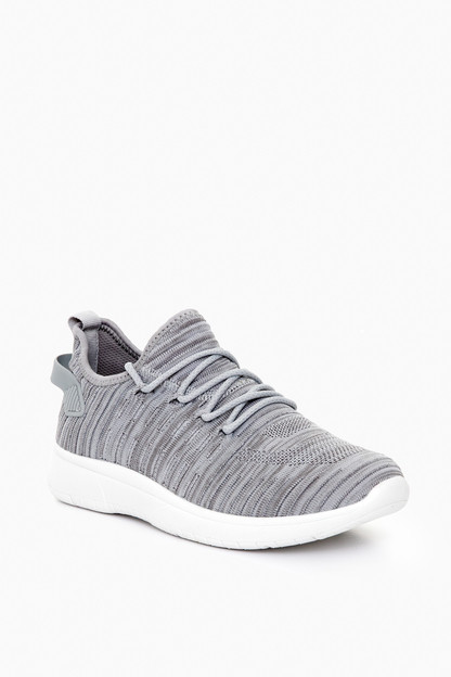 gray waterproof kamie sneakers