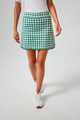 trellis 16 inch piped skirt