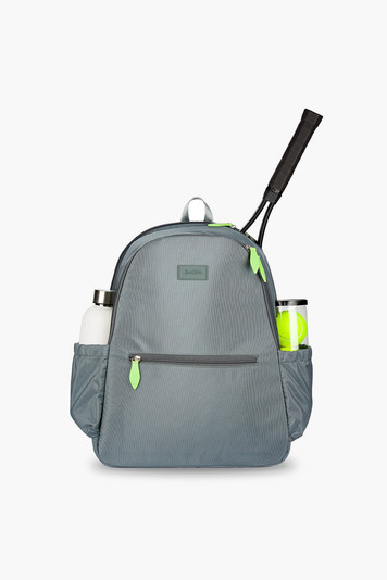 charcoal courtside tennis backpack