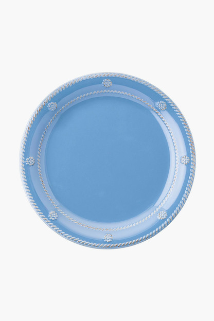 chambray berry and thread melamine salad plate