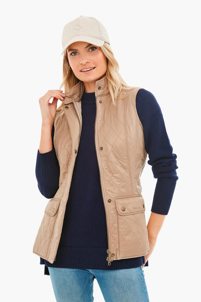 light trench wray gilet