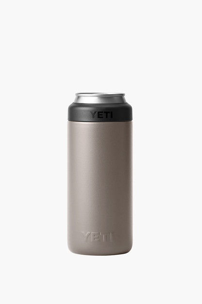 sharptail taupe 12oz colster slim can insulator