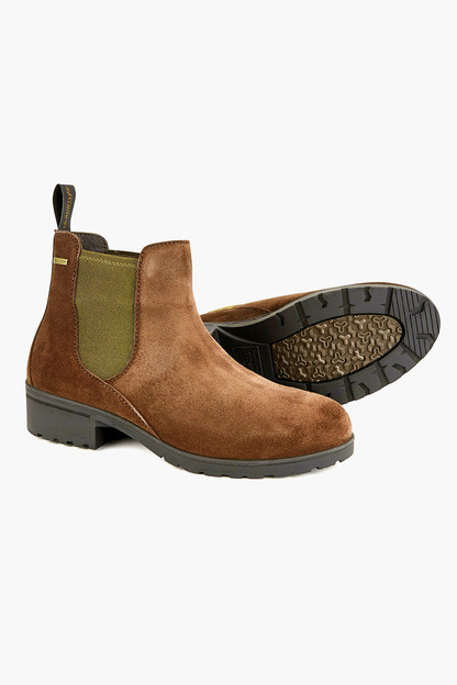 cigar waterford country boots