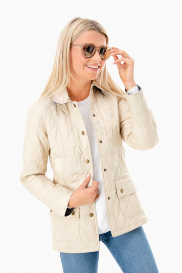 summer beadnell quilted jacket
