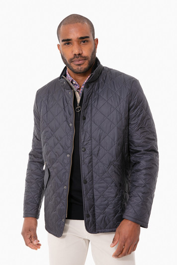 flyweight quilted chelsea jacket