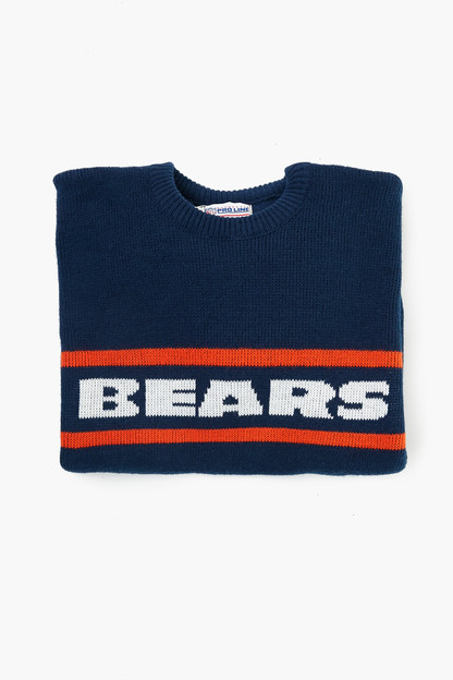 navy bears sweater
